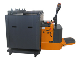 Electric Tooling Carrier