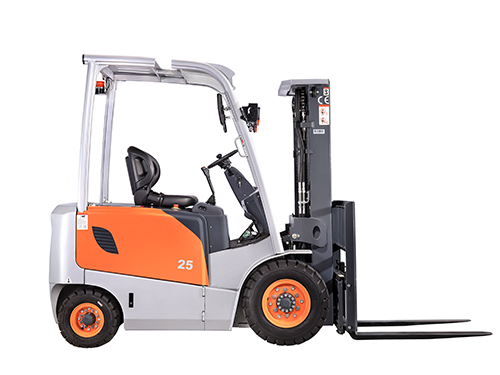 1.5-3.5 Ton Electric Counterbalance Forklift-4 wheel