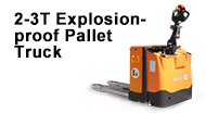 2-3T Explosion-proof Pallet Truck